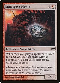 Battlegate Mimic, Magic: The Gathering, Eventide