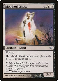 Bloodied Ghost, Magic, Eventide