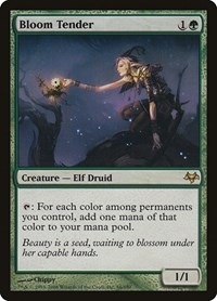 Bloom Tender, Magic: The Gathering, Eventide