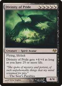 Divinity of Pride, Magic: The Gathering, Eventide