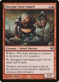 Duergar Cave-Guard, Magic: The Gathering, Eventide