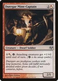 Duergar Mine-Captain, Magic: The Gathering, Eventide