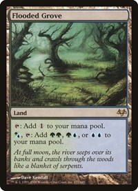 Flooded Grove, Magic: The Gathering, Eventide