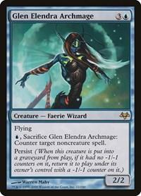 Glen Elendra Archmage, Magic, Eventide
