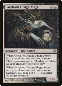 Gwyllion Hedge-Mage, Magic: The Gathering, Eventide
