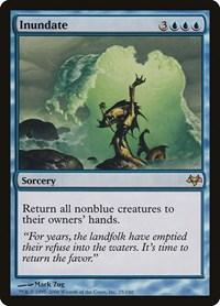 Inundate (Foil)