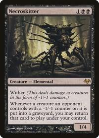 Necroskitter, Magic: The Gathering, Eventide