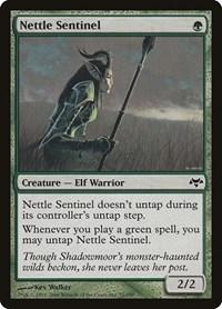 Nettle Sentinel, Magic: The Gathering, Eventide