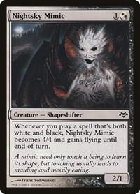 Nightsky Mimic, Magic: The Gathering, Eventide
