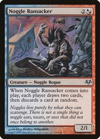 Noggle Ransacker, Magic: The Gathering, Eventide