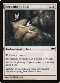 Recumbent Bliss, Magic: The Gathering, Eventide