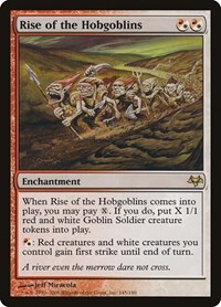 Rise of the Hobgoblins, Magic: The Gathering, Eventide