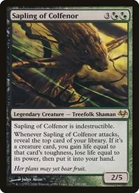 Sapling of Colfenor, Magic, Eventide