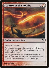 Scourge of the Nobilis, Magic: The Gathering, Eventide
