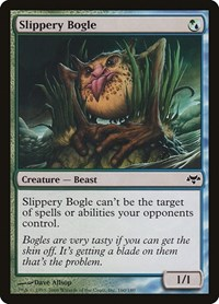 Slippery Bogle, Magic: The Gathering, Eventide