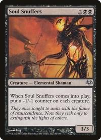 Soul Snuffers, Magic, Eventide