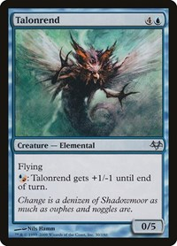 Talonrend, Magic: The Gathering, Eventide