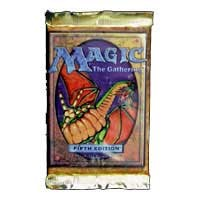 Fifth Edition - Booster Pack, Magic: The Gathering, Fifth Edition