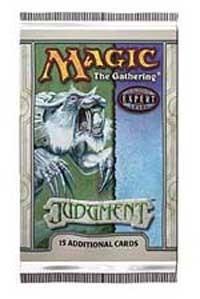 Judgment - Booster Pack, Magic, Judgment