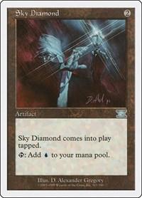 Sky Diamond, Magic, Classic Sixth Edition
