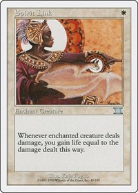 Spirit Link, Magic: The Gathering, Classic Sixth Edition