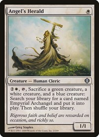 Angel's Herald, Magic: The Gathering, Shards of Alara