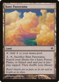 Bant Panorama, Magic, Shards of Alara