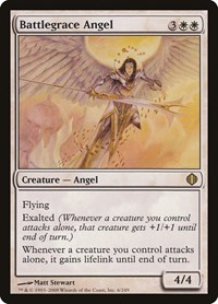 Battlegrace Angel, Magic: The Gathering, Shards of Alara