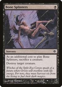 Bone Splinters, Magic, Shards of Alara