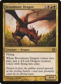 Broodmate Dragon, Magic: The Gathering, Shards of Alara