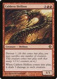 Caldera Hellion, Magic: The Gathering, Shards of Alara