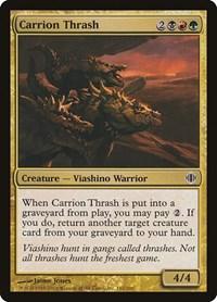 Carrion Thrash, Magic: The Gathering, Shards of Alara