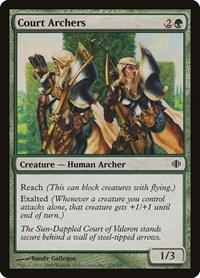 Court Archers, Magic: The Gathering, Shards of Alara