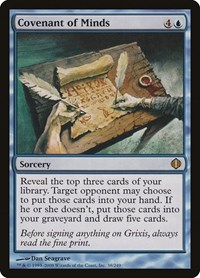 Covenant of Minds, Magic: The Gathering, Shards of Alara