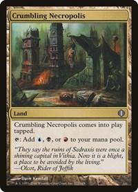 Crumbling Necropolis, Magic: The Gathering, Shards of Alara