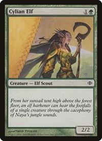 Cylian Elf, Magic: The Gathering, Shards of Alara