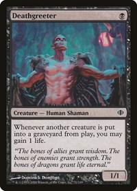 Deathgreeter, Magic: The Gathering, Shards of Alara
