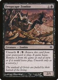 Dregscape Zombie, Magic: The Gathering, Shards of Alara