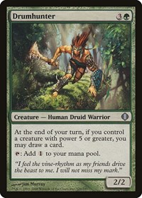 Drumhunter, Magic: The Gathering, Shards of Alara