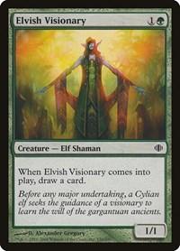 Elvish Visionary, Magic: The Gathering, Shards of Alara