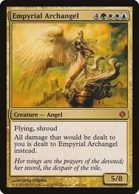 Empyrial Archangel, Magic: The Gathering, Shards of Alara