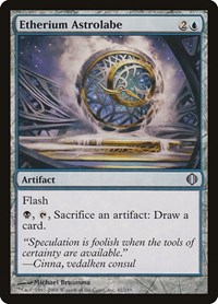 Etherium Astrolabe, Magic, Shards of Alara
