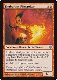 Exuberant Firestoker, Magic: The Gathering, Shards of Alara