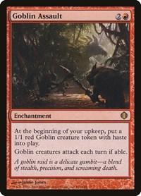 Goblin Assault, Magic: The Gathering, Shards of Alara