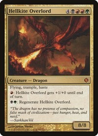 Hellkite Overlord, Magic, Shards of Alara
