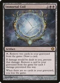 Immortal Coil, Magic: The Gathering, Shards of Alara