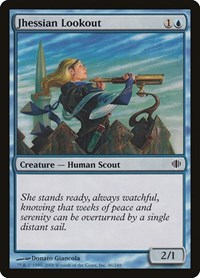 Jhessian Lookout, Magic: The Gathering, Shards of Alara