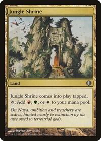 Jungle Shrine, Magic, Shards of Alara