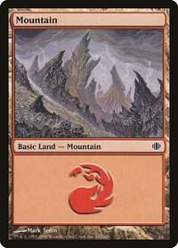 Mountain (242), Magic: The Gathering, Shards of Alara