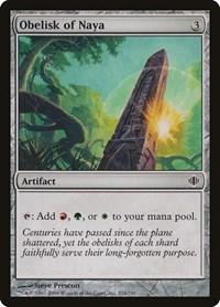 Obelisk of Naya, Magic, Shards of Alara